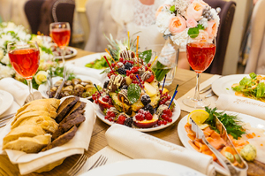 Свадьбы и семейные торжества